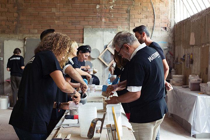 Matteo brioni raw earth workshop matter of stuff 2