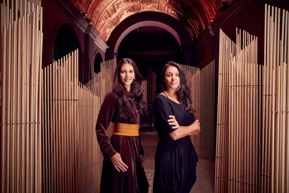 Matter of Stuff founders - Sofia and Simona